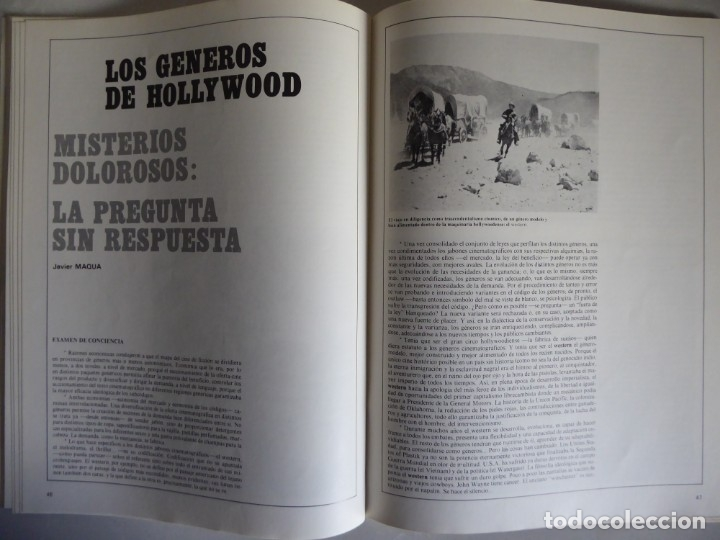 Cine: Revista La mirada, textos sobre cine - Completa 1 a 4 (1978) - Foto 25 - 180867522
