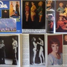Cinema: TELE CINE 1 (1976) UN, DOS, TRES. TRIO ACUARIO-SONRISAS Y LÁGRIMAS-EQUUS, MUCHO MÁS QUE UN DESNUDO. Lote 181089666