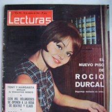 Cine: ROCÍO DURCAL. REVISTA FOTOGRAMAS 1965.. Lote 181094738