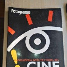 Cine: REVISTA FOTOGRAMAS ENCICLOPEDIA INSOLITA Y VISUAL DEL CINE, 1998,COMPLETA, 240 PAGINAS EN CARPETA. Lote 181191445