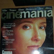 Cine: REVISTA CINEMANIA NUMERO 1. OCTUBRE 1995. MUY BUEN ESTADO. . Lote 181612307