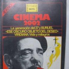 Cinema: NUMERO 37 , MARZO 78. Lote 181962901