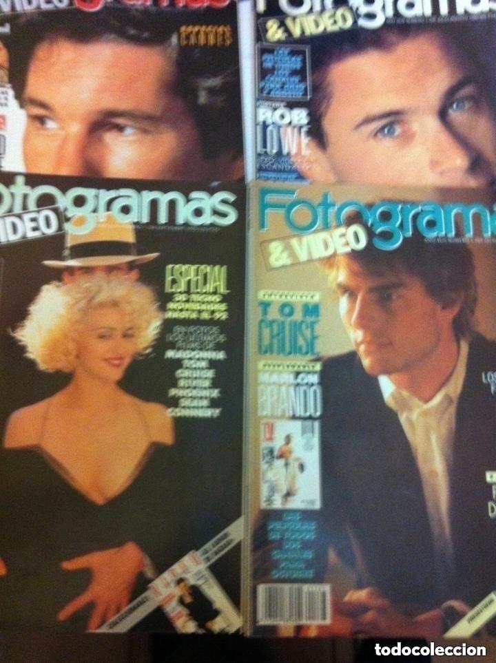 Cine: FOTOGRAMAS- lote de 10 -años 90/91 - Foto 4 - 182206282