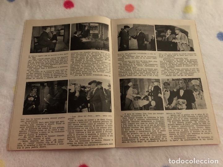 Cine: REVISTA PARA MAYORES CINECOLOR EL HOMBRE DE LAS MIL CARAS - Foto 2 - 182296573