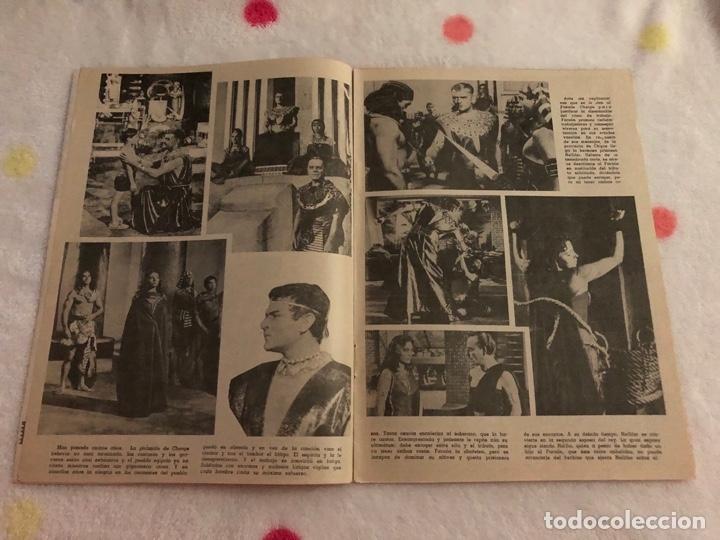 Cine: REVISTA PARA MAYORES CINECOLOR TIERRA DE FARAONES - Foto 2 - 182297198