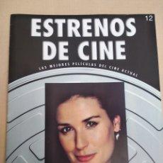 Cine: ESTRENOS DE CINE N°12 DEMI MOORE. Lote 182345388