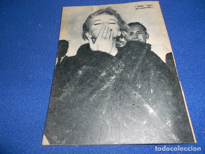 Cine: Colección Idolos del cine Nº 5 Marilyn Monroe 2,50 PESETAS - Foto 2 - 182461616
