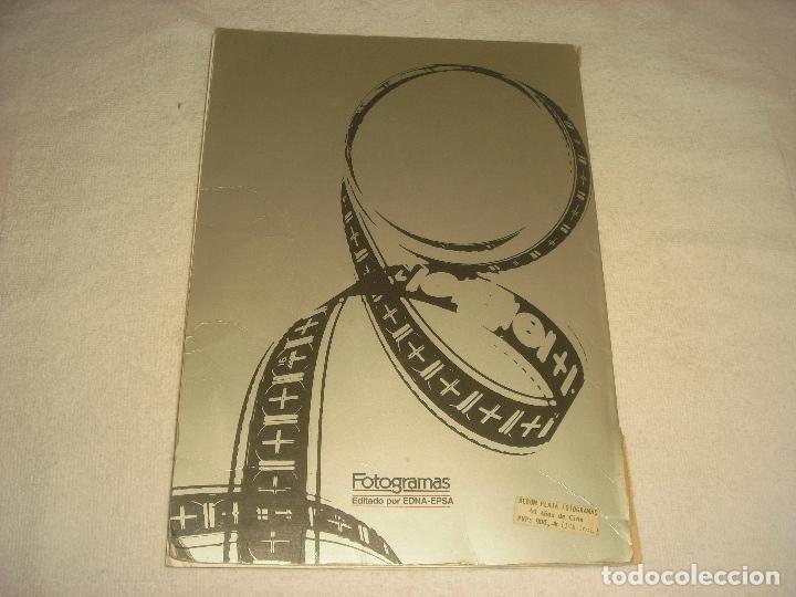Cine: FOTOGRAMAS. 40 AÑOS DE CINE. ALBUM DE PLATA. - Foto 2 - 182462493