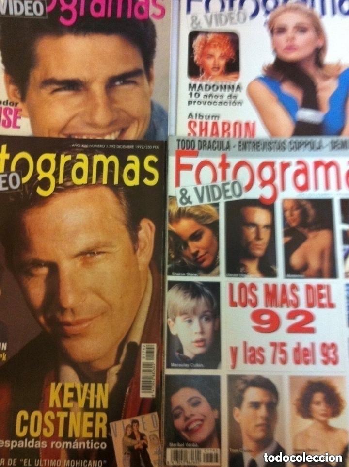 Cine: fotogramas - 10 ejemplares - años 92/93 - Foto 2 - 182500633