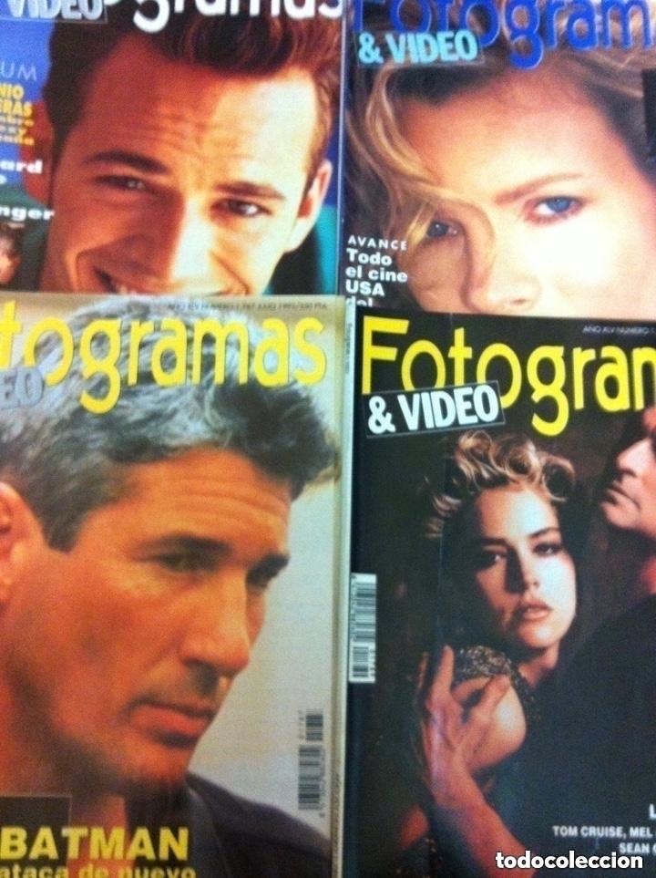 Cine: fotogramas - 10 ejemplares - años 92/93 - Foto 3 - 182500633