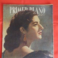 Cine: JUANITA REINA, REVISTA PRIMER PLANO, LA LOLA SE FUÉ A LOS PUERTOS, Nº 344 1947. Lote 182517976