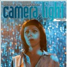 Cine: CAMERA & LIGHT 99 Y 103. Lote 182624486