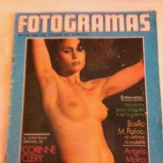 Cine: FOTOGRAMAS - Nº. 1459 - AÑO 1976. Lote 182671551
