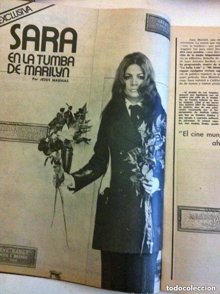 Cine: fotogramas - nº. 1257 - año 1972- muy bien conservado - Foto 2 - 182671648