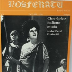 Cine: NOSFERATU N°4 REVISTA DE CINE. Lote 182753265