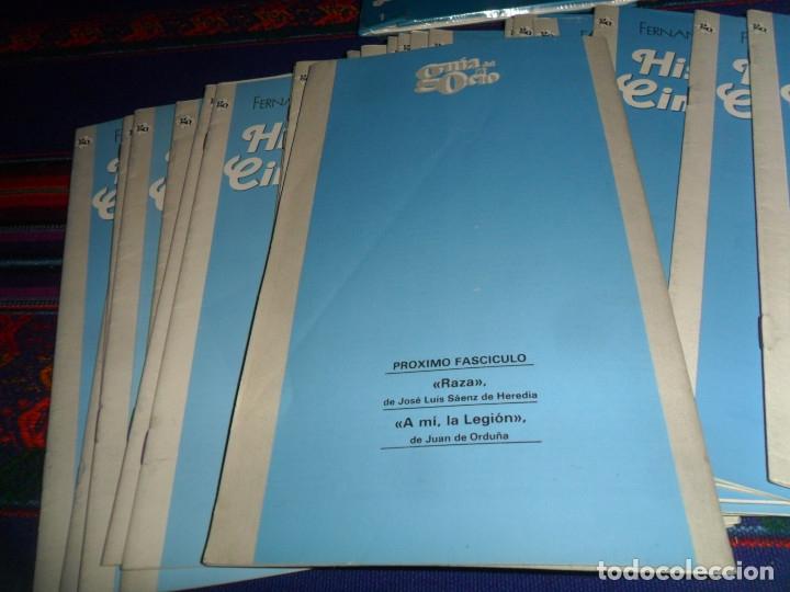 Cine: LA GRAN HISTORIA DEL CINE DE TERENCI MOIX 70 NºS CARPETA. REGALO HISTORIA CINE ESPAÑOL GUÍA DEL OCIO - Foto 4 - 11291958