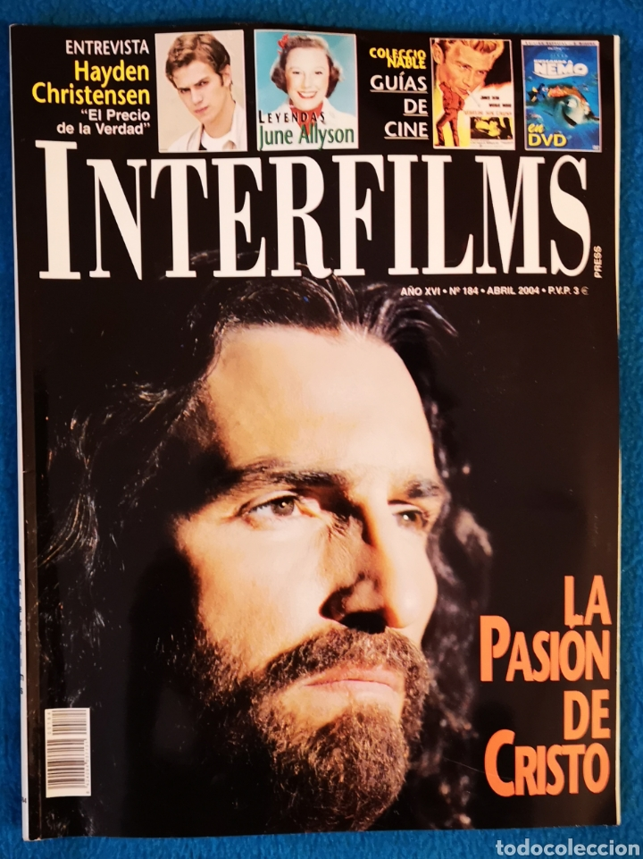 INTERFILMS 2004 (Cine - Revistas - Interfilms)