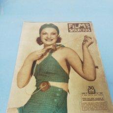 Cine: REVISTA FILMS SELECTOS. NÚMERO 195. 1934.. Lote 182949756