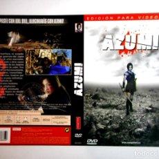 Cine: CARÁTULA AZUMI ( DVD ). Lote 183202780