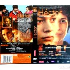 Cine: CARÁTULA HÉCTOR ( DVD ). Lote 183268035