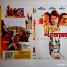 Cine: CARÁTULA LA VIRGEN DE LIVERPOOL ( DVD ). Lote 183268793