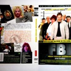 Cine: CARÁTULA FBI FRIKIS BUSCAN INCORDIAR ( DVD ). Lote 183271352