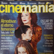 Cine: REVISTA / CINEMANIA Nº 43. Lote 183338420