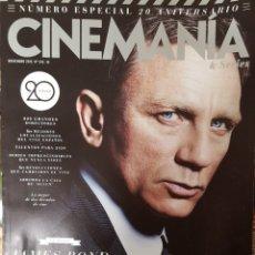 Cine: REVISTA / CINEMANIA Nº 242 ESPECIAL 20 ANUVERSARIO. Lote 183338643