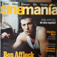 Cine: REVISTA / CINEMANIA Nº 44. Lote 183338780