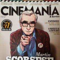 Cine: REVISTA / CINEMANIA Nº 220. Lote 183339057