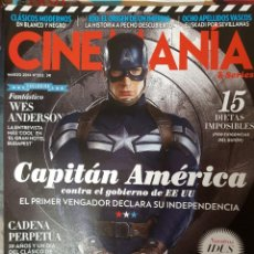 Cine: REVISTA / CINEMANIA Nº 222. Lote 183339105