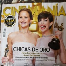 Cine: REVISTA / CINEMANIA ESPECIAL OSCAR 2013. Lote 183339290