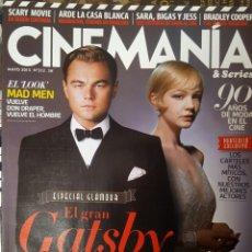 Cine: REVISTA / CINEMANIA Nº 212. Lote 183339333