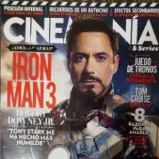Cine: REVISTA / CINEMANIA Nº ¿?. Lote 183339381