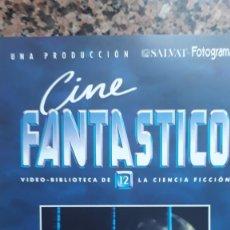 Cinema: FASCICULO CINE CIENCIA FICCION CONAN EL BARBARO ARNOLD SCHWARZENAGGER . Lote 183342676
