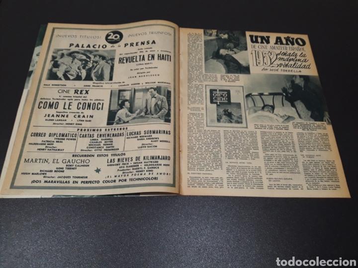 Cine: RITA HAYWORTH, LUCILLE BALL, MARIO CABRE, RAFAEL ALBAICIN, JOEL MC.CREA, JORGE LANZA. 18/01/1953. - Foto 3 - 183368835