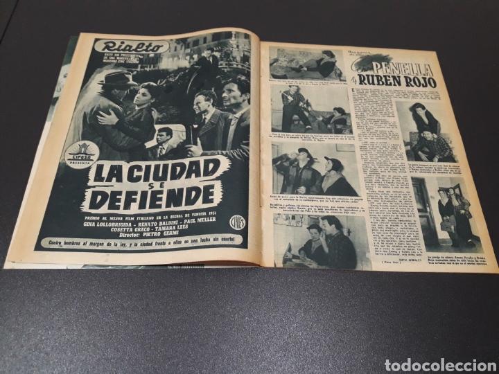 Cine: RITA HAYWORTH, LUCILLE BALL, MARIO CABRE, RAFAEL ALBAICIN, JOEL MC.CREA, JORGE LANZA. 18/01/1953. - Foto 5 - 183368835