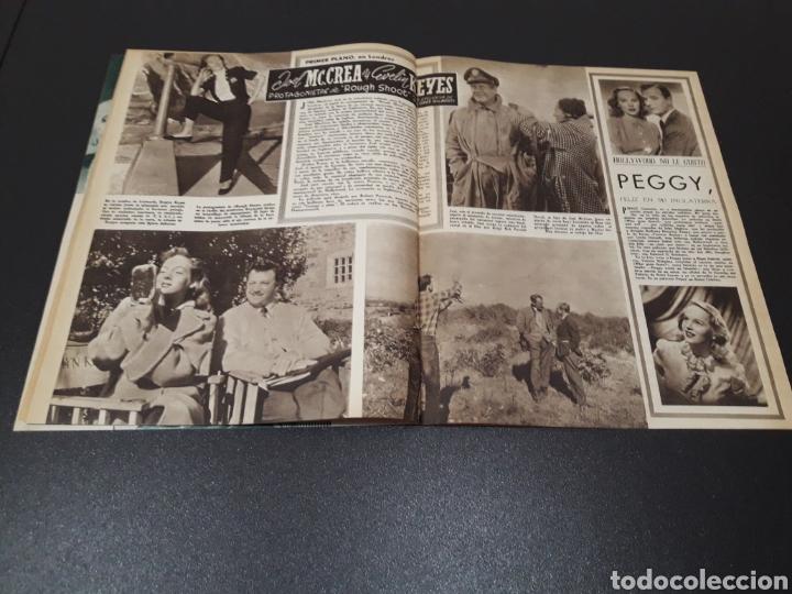 Cine: RITA HAYWORTH, LUCILLE BALL, MARIO CABRE, RAFAEL ALBAICIN, JOEL MC.CREA, JORGE LANZA. 18/01/1953. - Foto 9 - 183368835