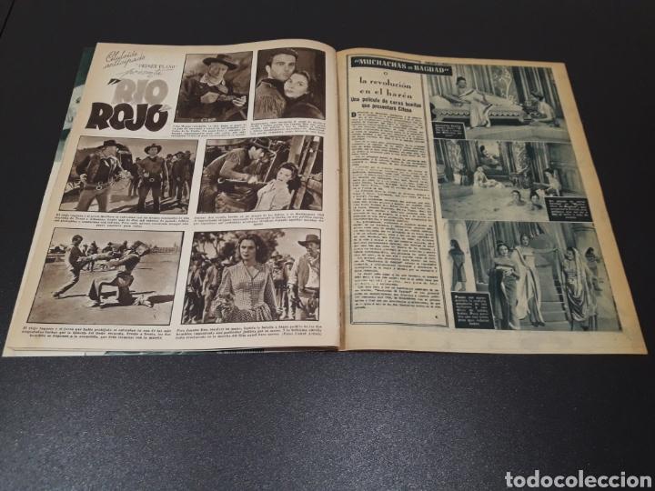 Cine: RITA HAYWORTH, LUCILLE BALL, MARIO CABRE, RAFAEL ALBAICIN, JOEL MC.CREA, JORGE LANZA. 18/01/1953. - Foto 10 - 183368835