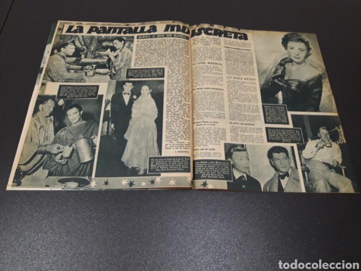 Cine: RITA HAYWORTH, LUCILLE BALL, MARIO CABRE, RAFAEL ALBAICIN, JOEL MC.CREA, JORGE LANZA. 18/01/1953. - Foto 11 - 183368835