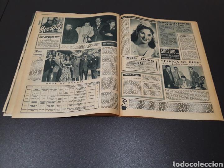Cine: RITA HAYWORTH, LUCILLE BALL, MARIO CABRE, RAFAEL ALBAICIN, JOEL MC.CREA, JORGE LANZA. 18/01/1953. - Foto 13 - 183368835