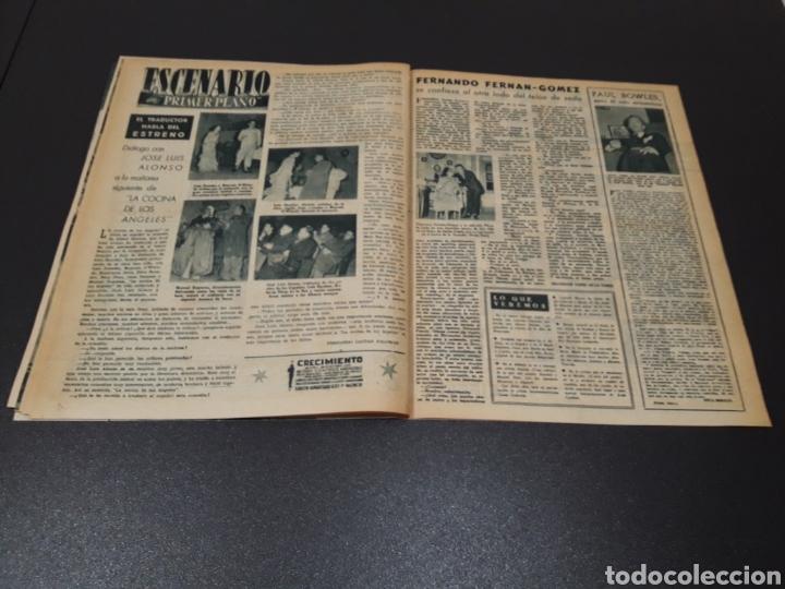 Cine: RITA HAYWORTH, LUCILLE BALL, MARIO CABRE, RAFAEL ALBAICIN, JOEL MC.CREA, JORGE LANZA. 18/01/1953. - Foto 14 - 183368835