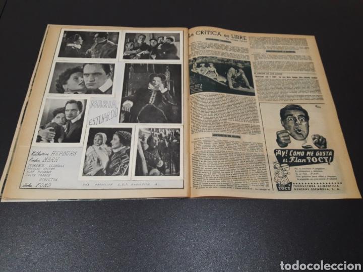 Cine: RITA HAYWORTH, LUCILLE BALL, MARIO CABRE, RAFAEL ALBAICIN, JOEL MC.CREA, JORGE LANZA. 18/01/1953. - Foto 15 - 183368835
