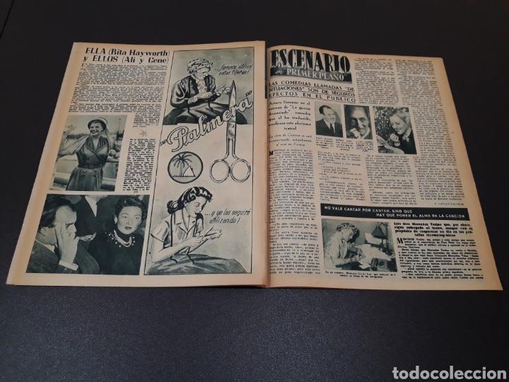 Cine: CARMEN MORELL, PEPE BLANCO, JOAN CRAWFORD, LUIS LUCIA, ANN MILLER, ALAN LADD, RITA HAYWORTH. 01/02/1 - Foto 12 - 183375296