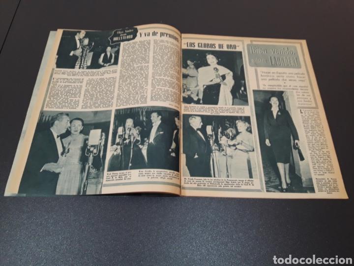 Cine: MARUCHI FRESNO, ANA MARISCAL, VIVIEN LEIGH, GENE KELLY, JOSÉ BOHR, BETTE DAVIS. 29/03/1953. N° 650. - Foto 5 - 183383317