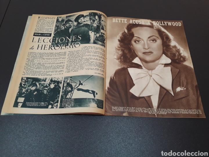 Cine: MARUCHI FRESNO, ANA MARISCAL, VIVIEN LEIGH, GENE KELLY, JOSÉ BOHR, BETTE DAVIS. 29/03/1953. N° 650. - Foto 8 - 183383317