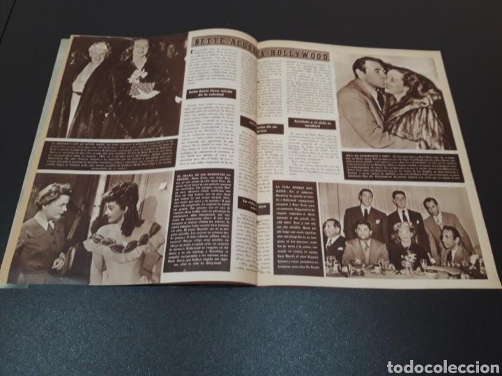 Cine: MARUCHI FRESNO, ANA MARISCAL, VIVIEN LEIGH, GENE KELLY, JOSÉ BOHR, BETTE DAVIS. 29/03/1953. N° 650. - Foto 9 - 183383317