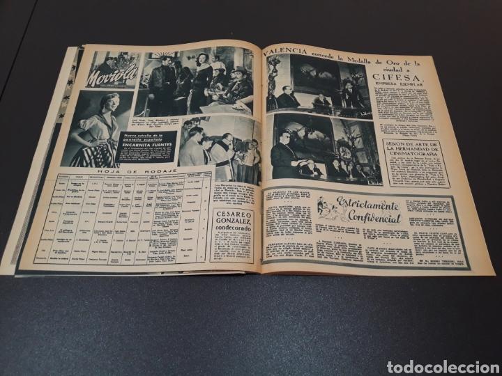 Cine: MARUCHI FRESNO, ANA MARISCAL, VIVIEN LEIGH, GENE KELLY, JOSÉ BOHR, BETTE DAVIS. 29/03/1953. N° 650. - Foto 12 - 183383317