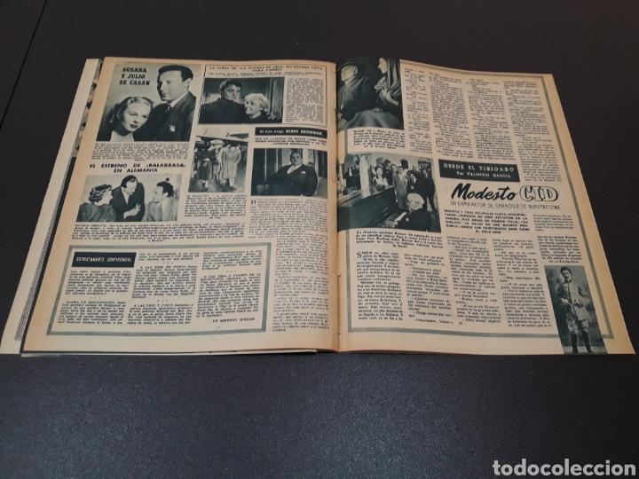 Cine: MARUCHI FRESNO, ANA MARISCAL, VIVIEN LEIGH, GENE KELLY, JOSÉ BOHR, BETTE DAVIS. 29/03/1953. N° 650. - Foto 13 - 183383317