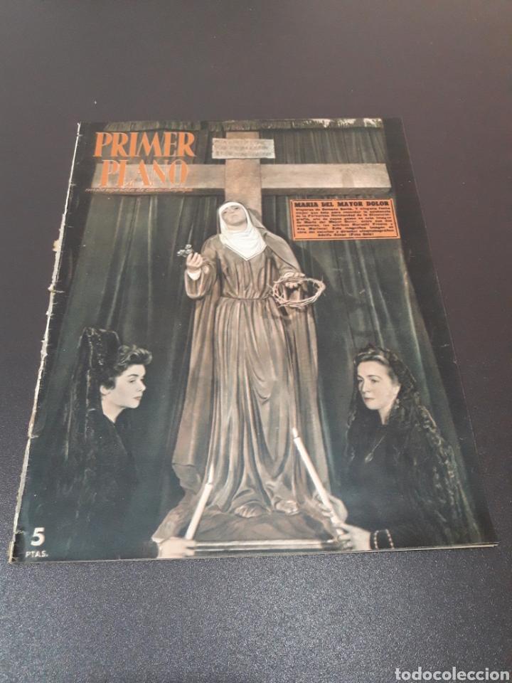 MARUCHI FRESNO, ANA MARISCAL, VIVIEN LEIGH, GENE KELLY, JOSÉ BOHR, BETTE DAVIS. 29/03/1953. N° 650. (Cine - Revistas - Primer plano)